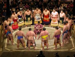 Sumo Ceremony